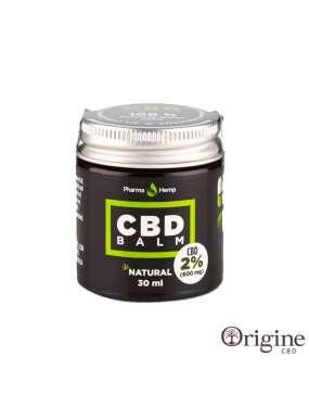 Baume Anti-inflammatoire CBD 2%