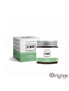 Baume Relaxant et Décontractant Musculaire CBD 3%