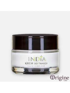 Crème Visage de jour et de nuit à l'huile de chanvre tout type de peau