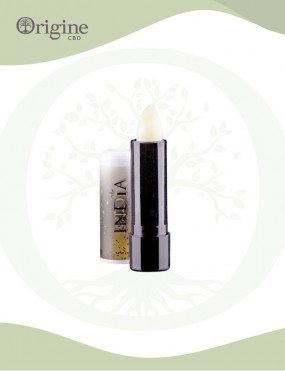 Stick à lèvres à l'Huile de chanvre protecteur et hydratant