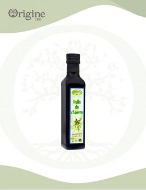 Huile de graines de chanvre - 250 ml Bio