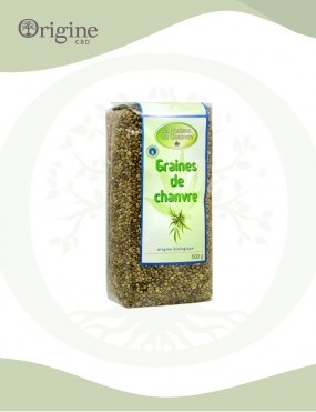 Graines de chanvre  500 g Bio