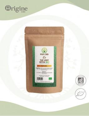 Thé à base de chanvre Détox