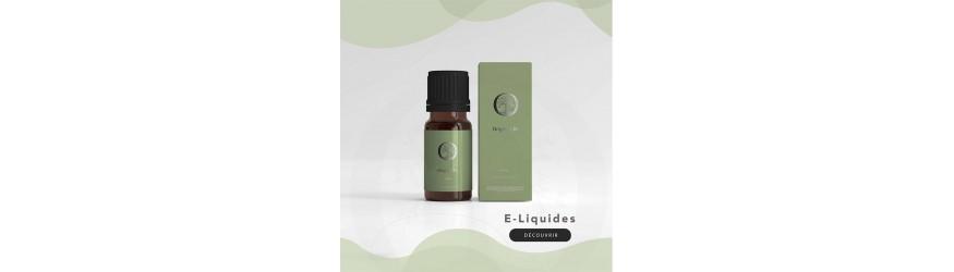 Cigarette électronique pas cher - E-liquide CBD pour  - Origine CBD