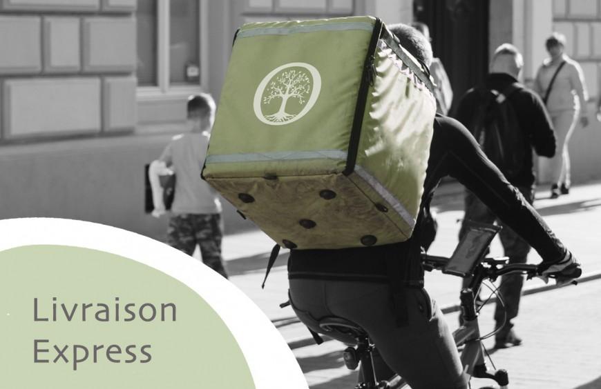 Livraison Express Aux Alentours De Paris